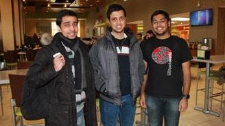 ECE Student Shares Krispy Kreme Challenge Experience