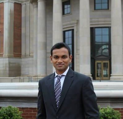ECE Student is Finalist in 3 Minute Thesis Competition