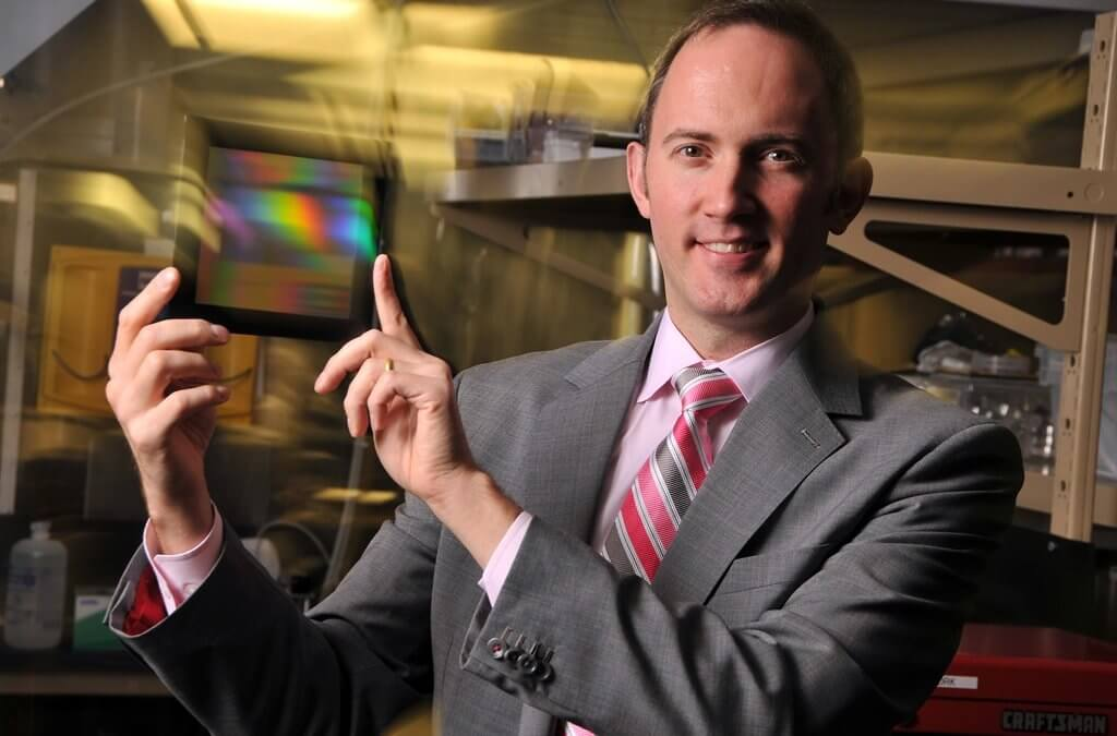 Escuti named 2016 NC State Innovator of the Year