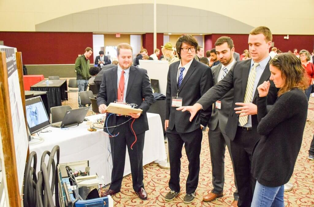 Senior Design Day demonstrates Innovation and Creativity