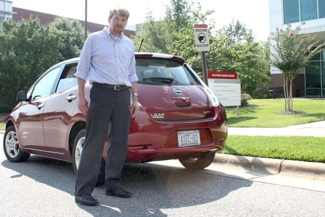 Pritchard re-appointed to NC GreenPower Board