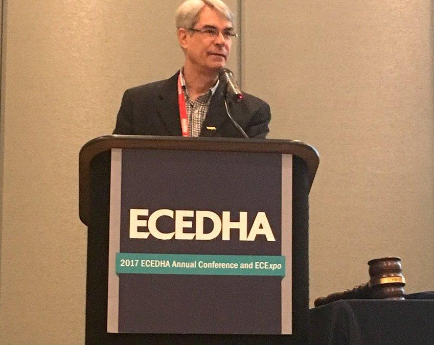 Stancil Named President of ECEDHA