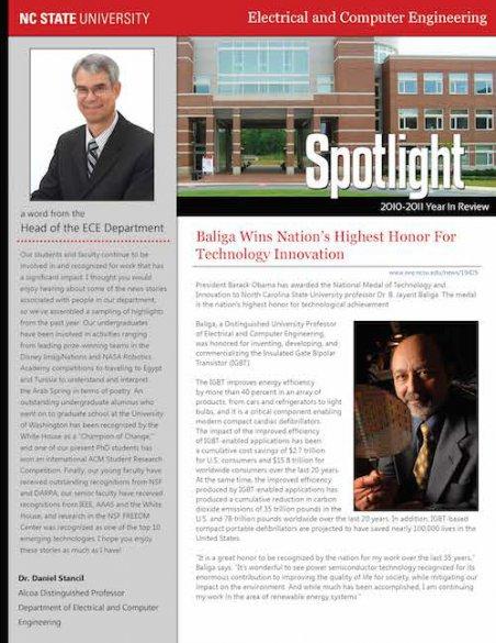 Spotlight 2011