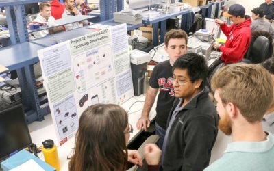 From Theory to Practice: ECE Senior Design