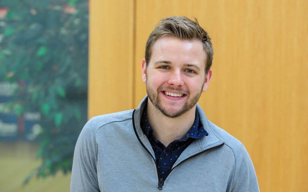 Buckner granted GAANN Fellowship