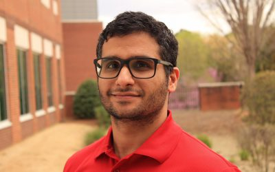 Dayerizadeh Awarded NSF Graduate Fellowship