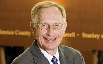 ECE Alumnus Mattauch Receives IEEE Microwave Pioneer Award