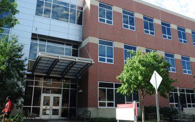 Holmes Hall Honors Groundbreaking ECE Graduate