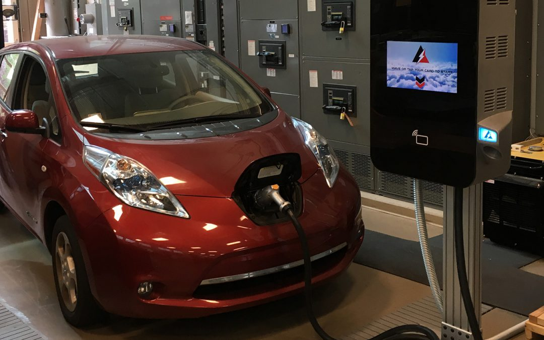 New Electric Car Charger is More Efficient, 10 Times Smaller Than Current Tech