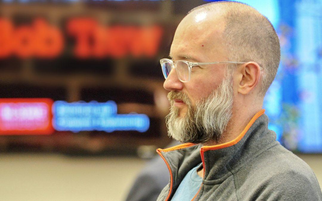 Escuti named Senior Member of National Academy of Inventors