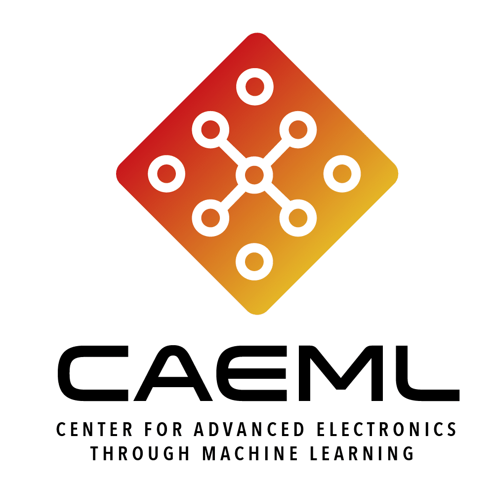 Center for Advanced Electronics through Machine Learning