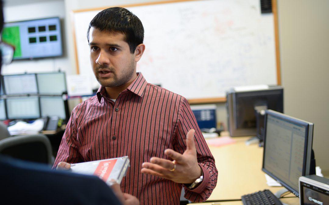 Chakrabortty Named a University Faculty Scholar