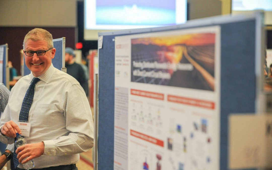 Mackey Wins 3rd Place at Research Symposium
