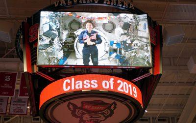 377 ECE Graduates Honored at Spring Graduation Ceremony