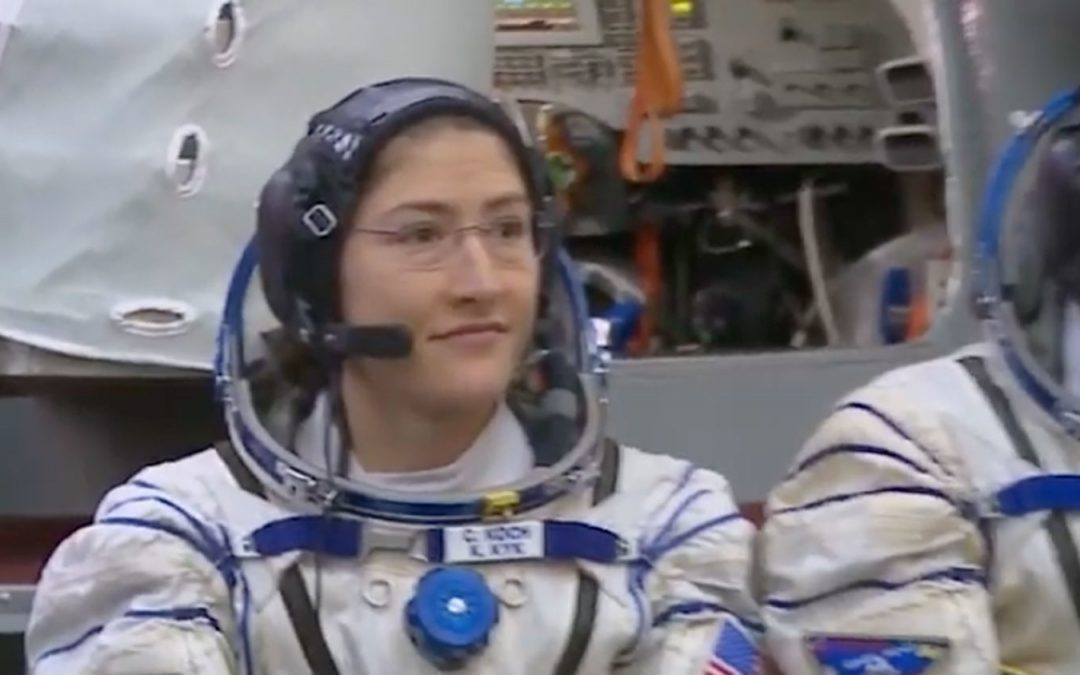 Astronaut and Alumna to Hold Live Video Q&A From Space