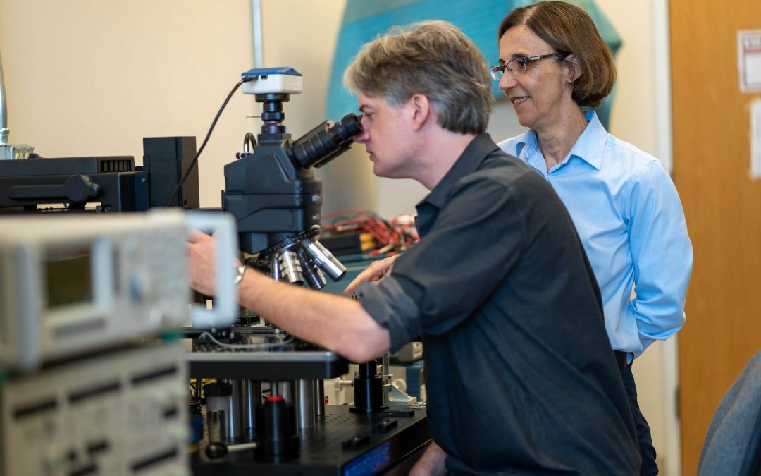 Chancellor's Innovation Fund Helps Turn ECE Research into Real-World Solution