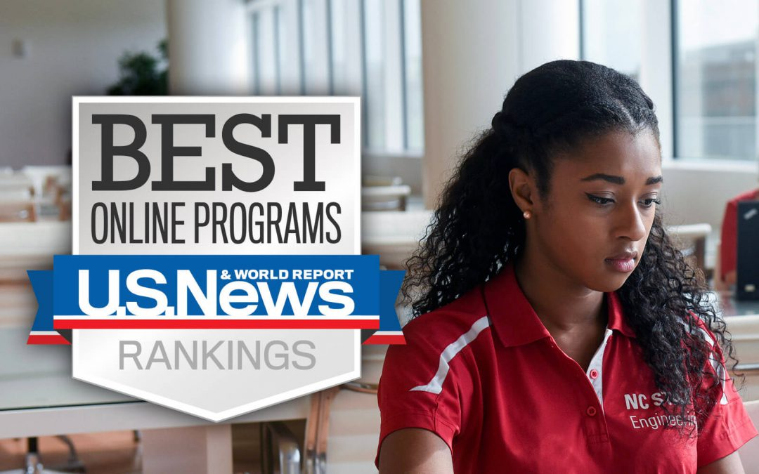 Online Electrical Engineering Masters Ranked #5