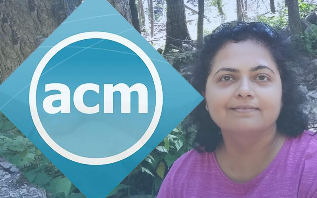 ACM Service Award Recognizes Dixit for Strengthening Computing Community