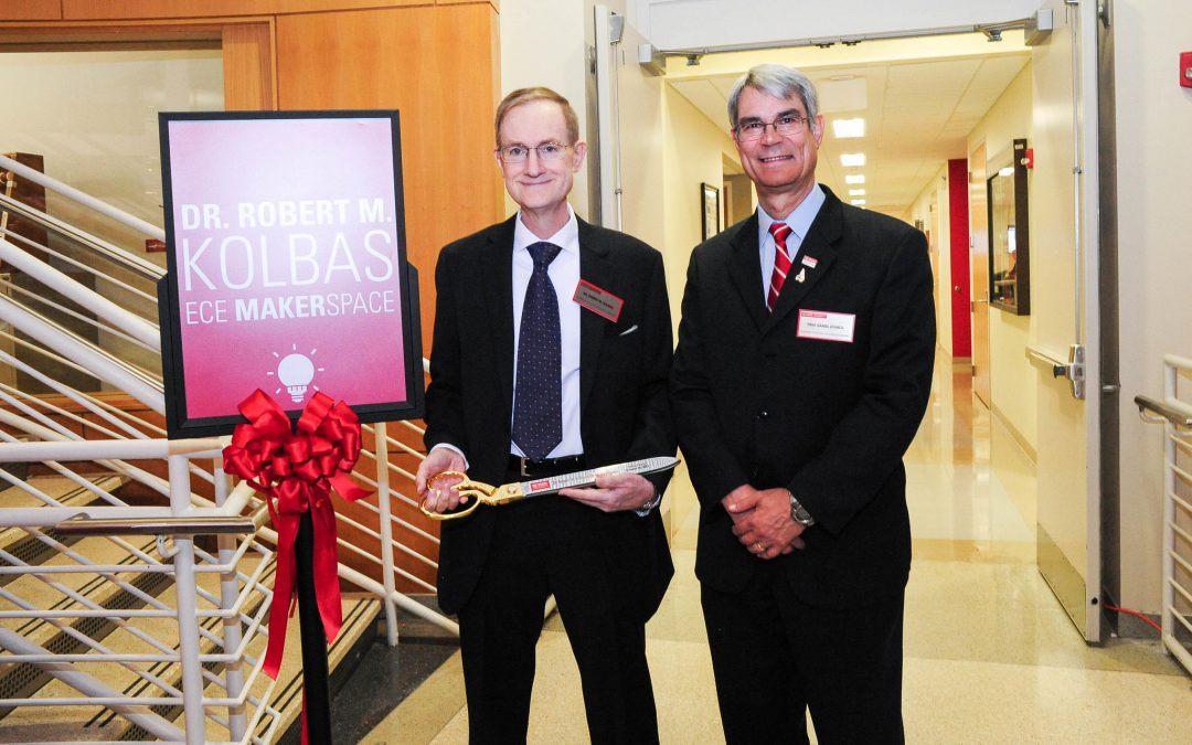 Remembering ECE Department Head Dr. Robert Kolbas