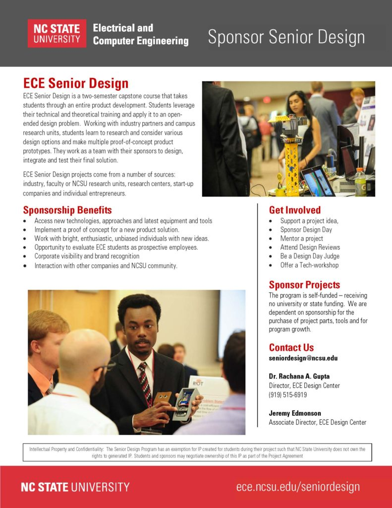 ECE Senior Design Overview