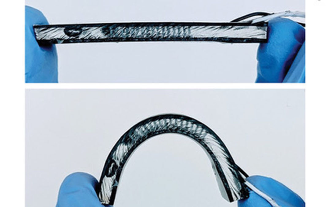 Reduced Heat Leakage Improves Wearable Health Device